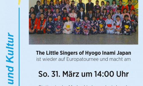 The Little Singers of Hyogo Inami Japan