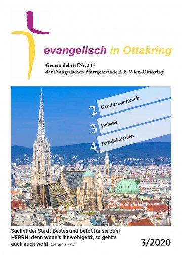 Gemeindebrief von Ottakring