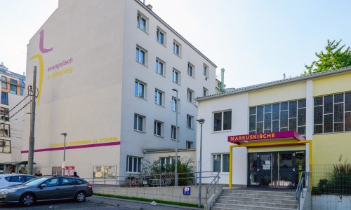 16. Bezirk Markuskirche Pfarrgemeinde Ottakring